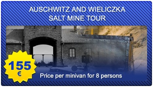 AUSCHWITZ AND WIELICZKA SALT MINE TOUR