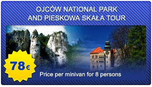 OJCÓW NATIONAL PARK AND PIESKOWA SKAŁA TOUR